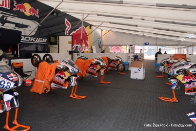 Red Bull KTM Ajo team