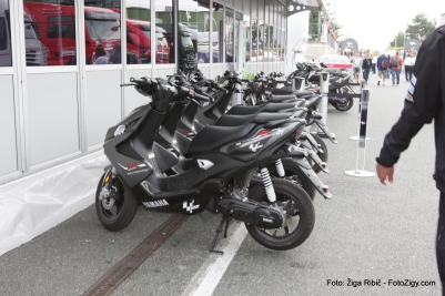 Moto GP scooters