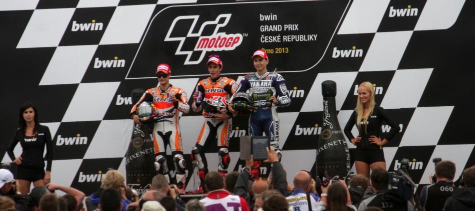 Moto GP 2013 Brno